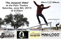 THIS WEEKEND!  Official MILITANT#01 - Mikey Weber - in the Jazzpush Video Premier!