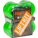 Mini Logo A.W.O.L. Lift Kit 59mm green Wheel