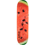 Mini Logo Small Bomb Skateboard Deck 181 Watermelon - 8.5 x 33.5