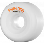 Mini Logo Wheel Hybrid A-cut 58mm 90a 4pk