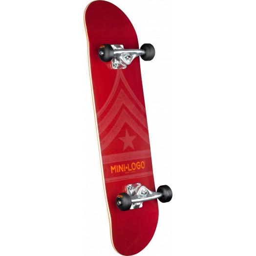Mini Logo 127 Custom Complete Skateboard - 8 x 32.125