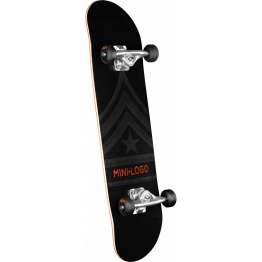 Mini Logo 191 Custom Complete Skateboard -  7.5 x 28.65