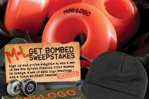 GET BOMBED and win some FREE 90a HYBRID Wheels!