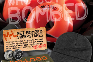 Did you GET BOMBED?