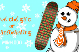 Give the Gift of Skateboarding!