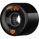 Mini Logo A.W.O.L. A-cut Black 59mm 78A 4pk