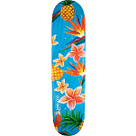 Mini Logo Small Bomb Skateboard Deck 124 Aloha - 7.5 x 31.375