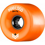 Mini Logo A.W.O.L. A-cut Orange 59mm 78A 4pk