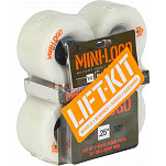 Mini Logo A.W.O.L. Lift Kit 59mm White Wheel