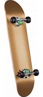 Mini Logo Chevron 124 Custom Complete Skateboard -  7.5 x 31.375