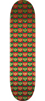 Mini Logo Chevron Skateboard Deck 249 Gift Wrap - 8.5 x 32