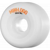 Mini Logo Wheel Hybrid A-cut 58mm 90a 4pk