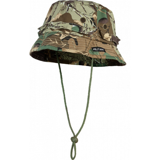 Mini Logo Cap Miltant Bucket