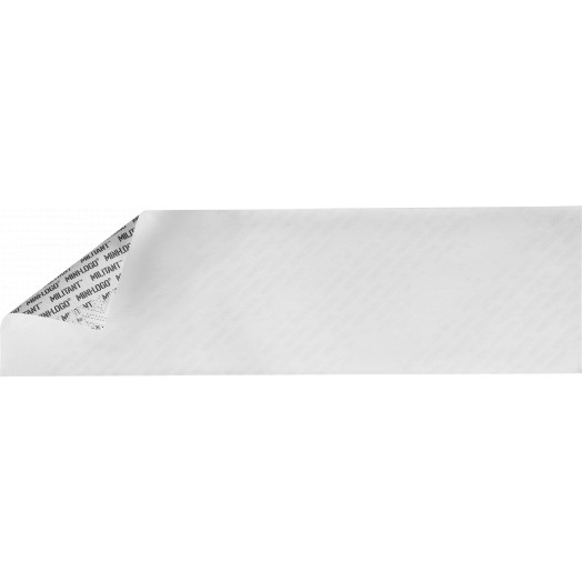Mini logo Clear Grip Tape Sheet Single
