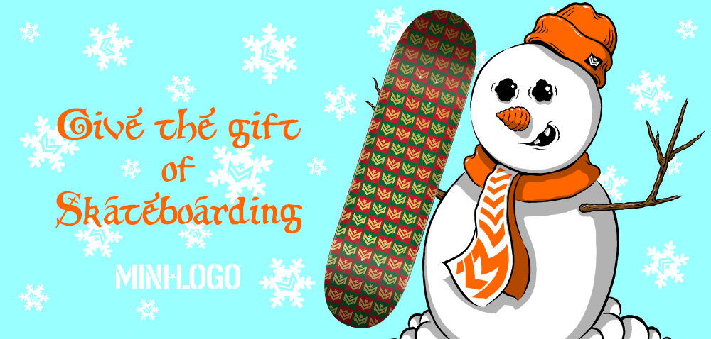Give the Gift of Skateboarding